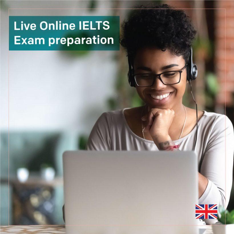 Live Online IELTS Exam preparation