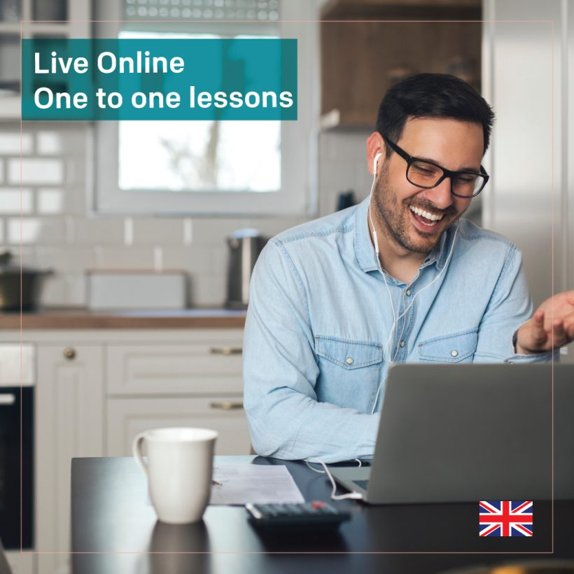 Live Online One to one lessons