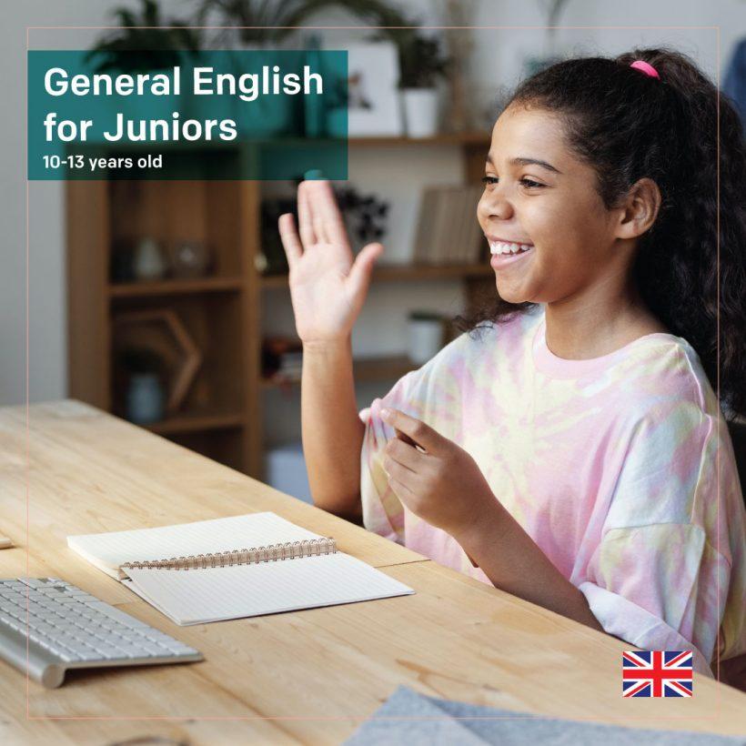 Live Online General English Juniors