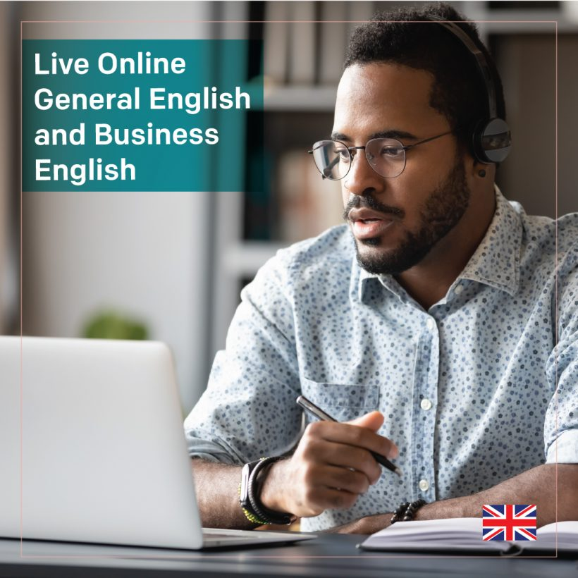 Live Online General English and Business English